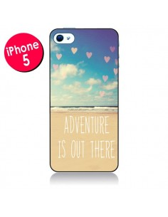 Coque Adventure is out there pour iPhone 5 - Sylvia Cook