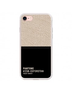 Coque iPhone 7/8 et SE 2020 Pantone Yeezy Pirate Black - Mikadololo
