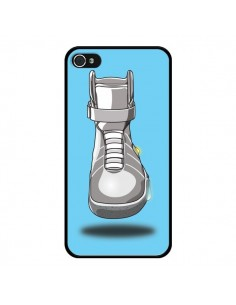 Coque Back to the future Chaussures pour iPhone 4 et 4S - Mikadololo