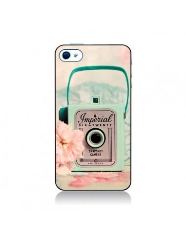 Coque Appareil Photo Imperial Vintage pour iPhone 4 et 4S - Sylvia Cook