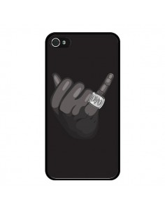 Coque OVO Ring Bague pour iPhone 4 et 4S - Mikadololo