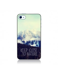 Coque Keep close to nature pour iPhone 4 et 4S - Sylvia Cook