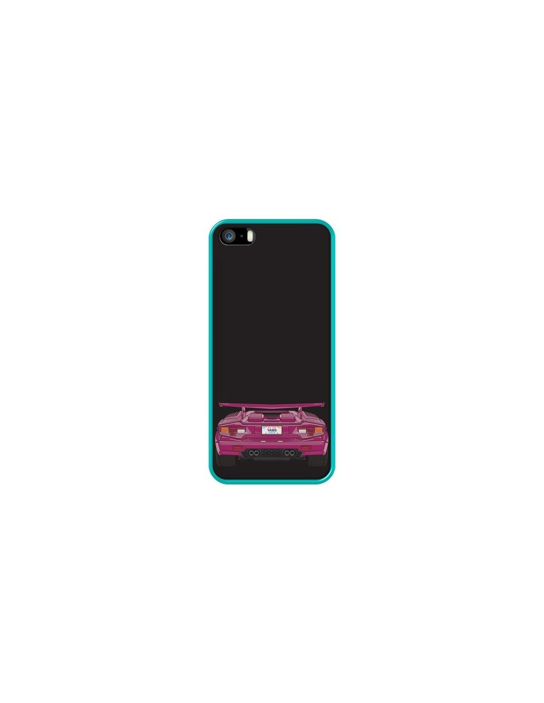 coque yamborhini voiture pour iphone 5 5s et se mikadololo. Black Bedroom Furniture Sets. Home Design Ideas