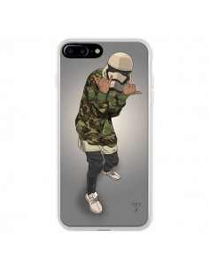 Coque Army Trooper Swag Soldat Armee Yeezy pour iPhone 7 Plus - Mikadololo