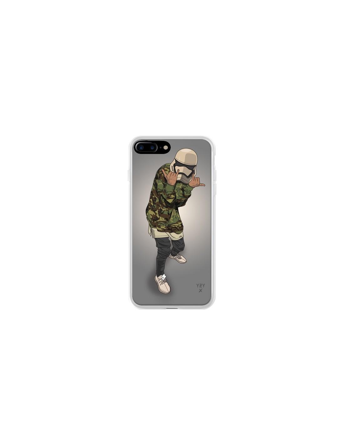 coque iphone 7 soldat