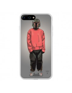 Coque Pink Yeezy pour iPhone 7 Plus - Mikadololo