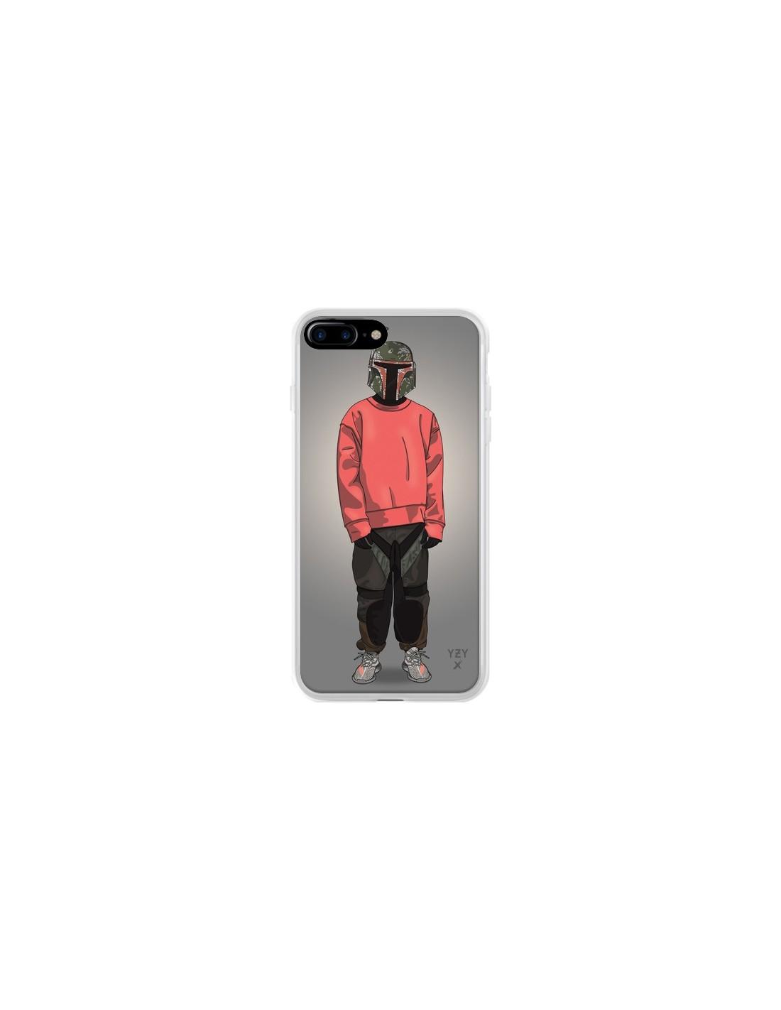 coque iphone 7 plus pink