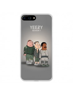 Coque Squad Family Guy Yeezy pour iPhone 7 Plus - Mikadololo