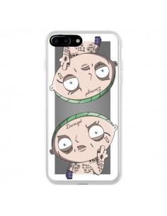 Coque Stewie Joker Suicide Squad Double pour iPhone 7 Plus - Mikadololo