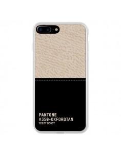 Coque Pantone Yeezy Pirate Black pour iPhone 7 Plus - Mikadololo