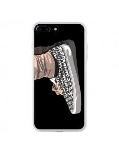 Coque Vans Noir pour iPhone 7 Plus - Mikadololo