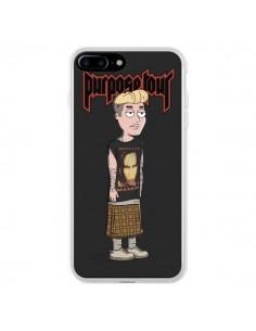 Coque Bieber Purpose Tour Manson pour iPhone 7 Plus - Mikadololo