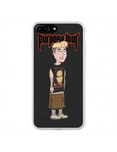 Coque Bieber Purpose Tour Manson pour iPhone 7 Plus - Mikadololo