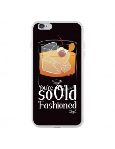 Coque iPhone 6 Plus et 6S Plus You're so old fashioned Cocktail Barman - Chapo
