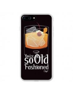 Coque You're so old fashioned Cocktail Barman pour iPhone 7 Plus et 8 Plus - Chapo