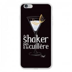 Coque iPhone 6 Plus et 6S Plus Au shaker pas à la cuillère Cocktail Barman - Chapo