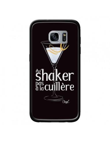 Coque Au shaker pas à la cuillère Cocktail Barman pour Samsung Galaxy S7 - Chapo