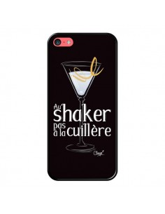 Coque Au shaker pas à la cuillère Cocktail Barman pour iPhone 5C - Chapo