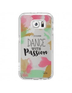 Coque Dance With Passion Transparente pour Samsung Galaxy S7 - Lolo Santo