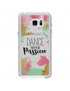 Coque Dance With Passion Transparente pour Samsung Galaxy Note 5 - Lolo Santo