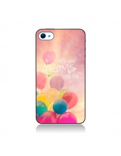 Coque Make your dreams come true pour iPhone 4 et 4S - Sylvia Cook