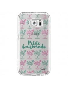 Coque Petite Gourmande Glaces Ete Transparente pour Samsung Galaxy S7 - Lolo Santo
