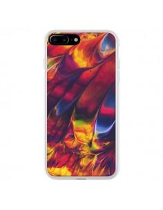 Coque Explosion Galaxy pour iPhone 7 Plus et 8 Plus - Eleaxart
