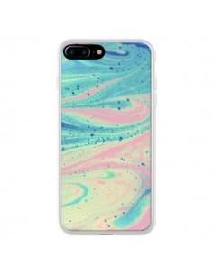 Coque Jade Galaxy pour iPhone 7 Plus et 8 Plus - Eleaxart