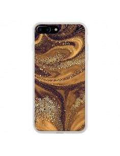 Coque iPhone 7 Plus et 8 Plus Molten Core Galaxy - Eleaxart