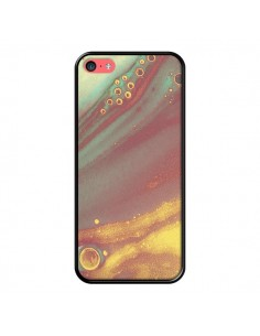 Coque Cold Water Galaxy pour iPhone 5C - Eleaxart
