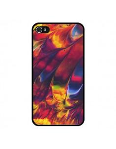 Coque Explosion Galaxy pour iPhone 4 et 4S - Eleaxart