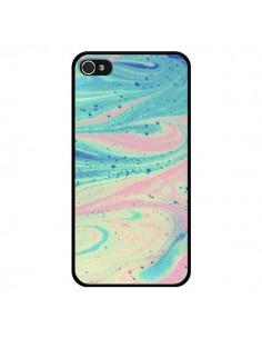 Coque Jade Galaxy pour iPhone 4 et 4S - Eleaxart