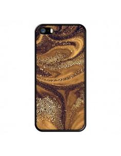 Coque Molten Core Galaxy pour iPhone 5/5S et SE - Eleaxart