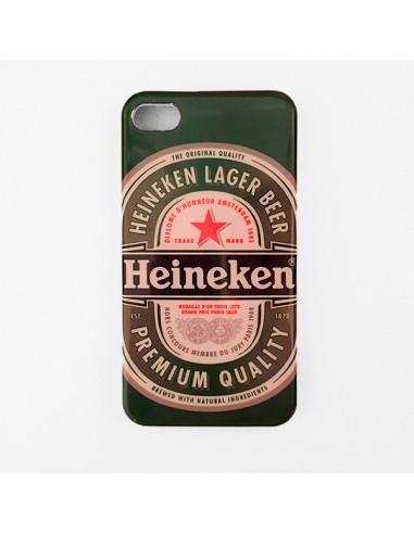 Coque Bière Heineken pour iPhone 4/4S