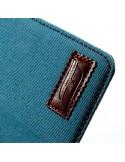 Etui Portefeuille en Jean pour iPhone 5/5S et SE