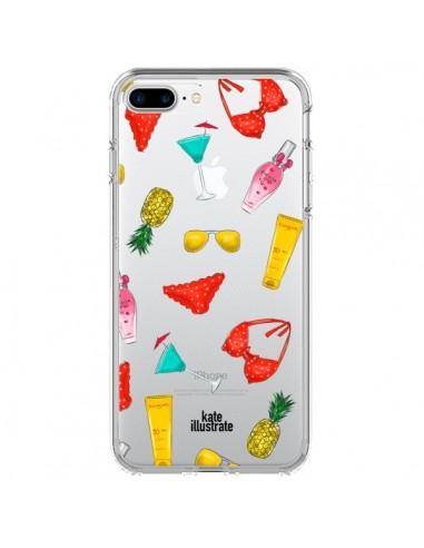coque iphone 7 plus summer