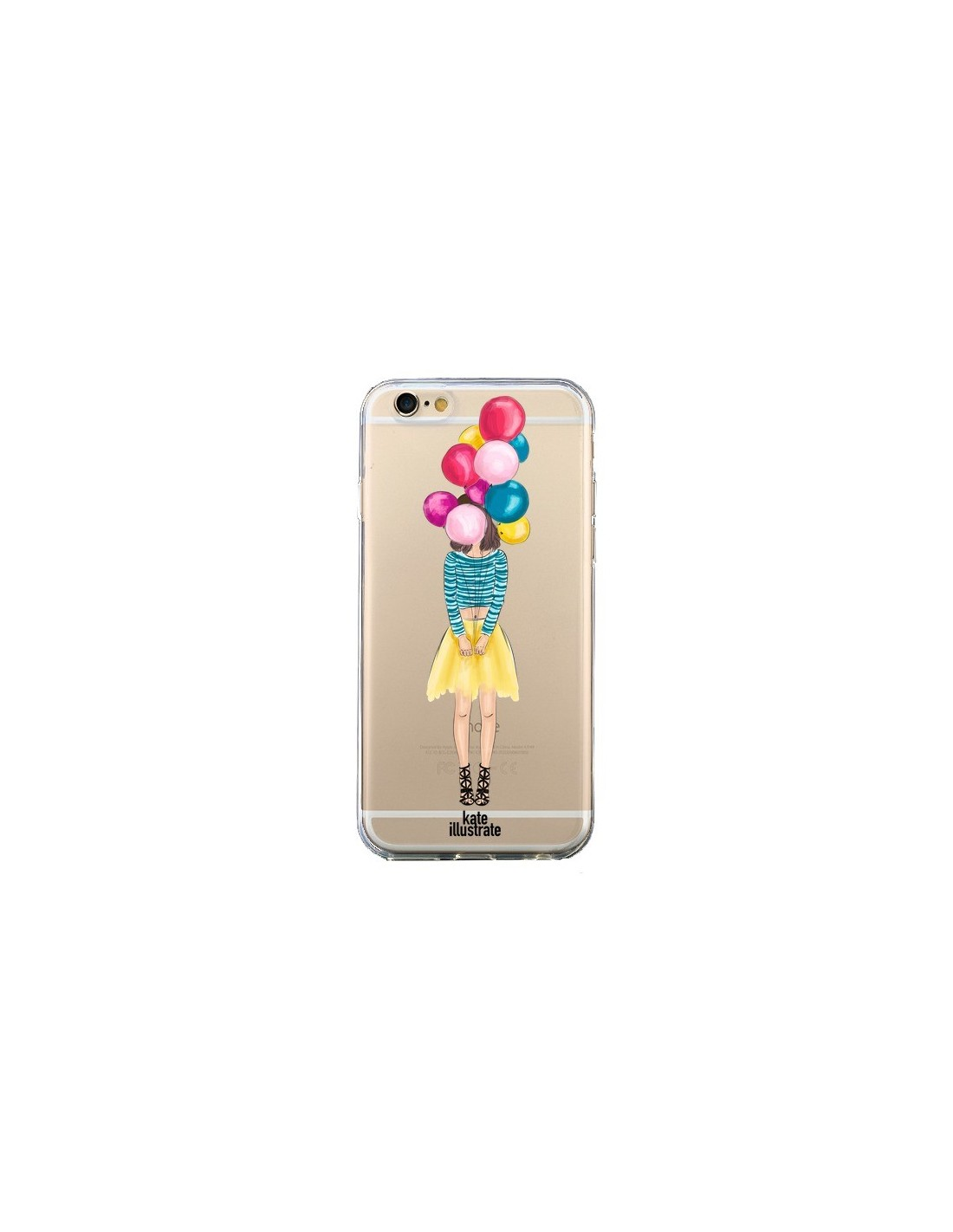 coque iphone 6 ballon