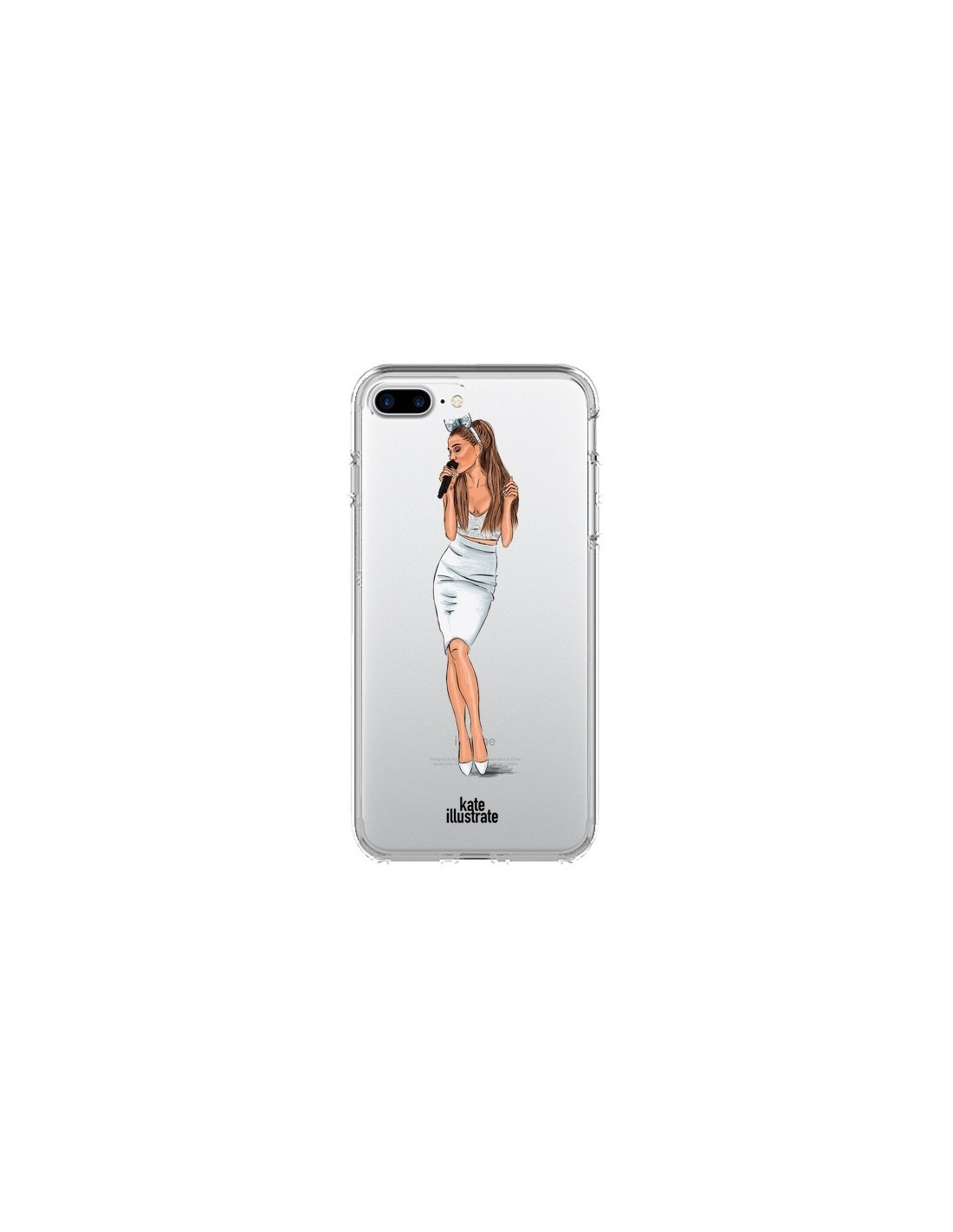 coque iphone 8 plus ariana grande