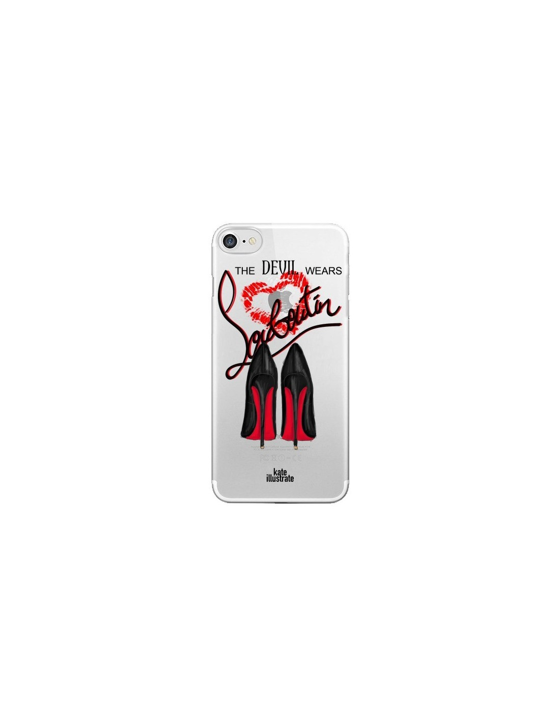coque louboutin iphone 7