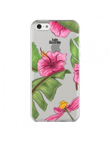 coque iphone x hibiscus