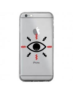 Coque Eye I See You Oeil Transparente pour iPhone 6 Plus et 6S Plus - Koura-Rosy Kane
