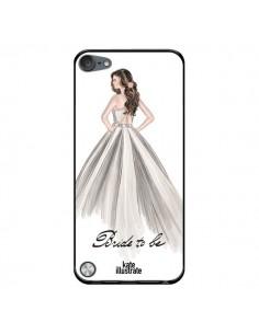 Coque Bride To Be Mariée Mariage pour iPod Touch 5/6 et 7 - kateillustrate