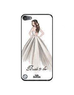 Coque Bride To Be Mariée Mariage pour iPod Touch 5 - kateillustrate