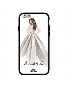 Coque Bride To Be Mariée Mariage pour iPhone 6 et 6S - kateillustrate