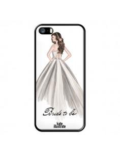 Coque Bride To Be Mariée Mariage pour iPhone 5/5S et SE - kateillustrate
