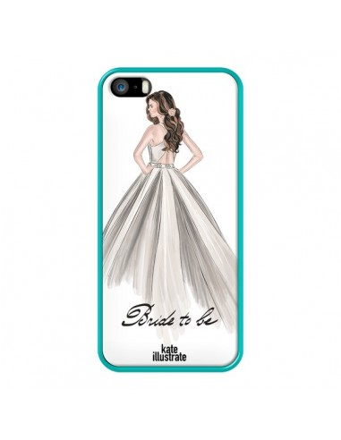 coque iphone 5 5s se bride to be mariee mariage 5s et se kateillustrate