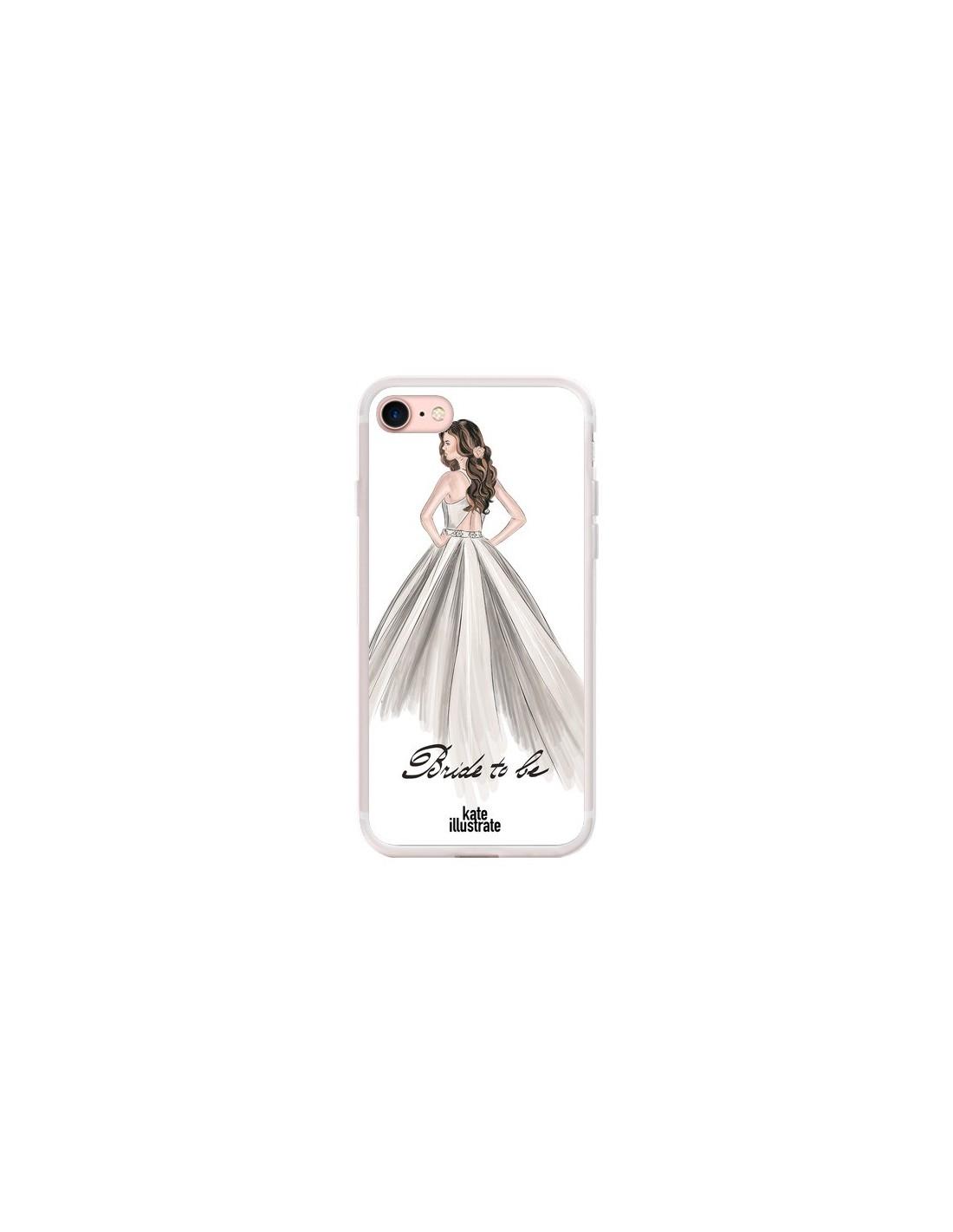 coque iphone 8 mariage