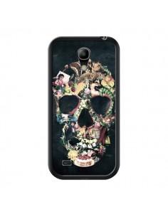 Coque Skull Vintage Tête de Mort pour Samsung Galaxy S4 Mini - Ali Gulec