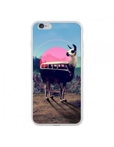 Coque Llama pour iPhone 6 Plus et 6S Plus - Ali Gulec