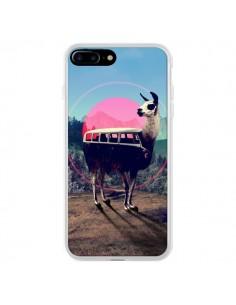 Coque iPhone 7 Plus et 8 Plus Llama - Ali Gulec